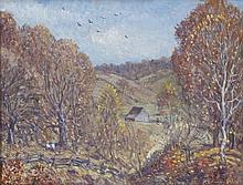 C. Harry Allis (Am. 1870-1938), Landscape