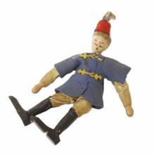 Schoenhut Humpty Dumpty Circus Lion Tamer Figure