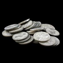 Lot of 20 War Nickels