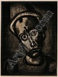 Georges Rouault, Qui ne se grime pas?, from, Georges Rouault, Click for value