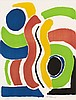 Sonia Delaunay, Jeux d'enfants (sold with 120B; set of 2), Sonia Delaunay, ¥0