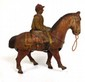 Keywind Tin Horse & Jockey