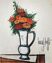 **Bernard Buffet 1928-1999 (French) Nature morte, 1963 oil on canvas