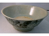 Tek Sing cargo C1800 blue and white porcelain bowl