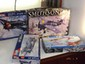 4 AIRPLANE MODEL KITS