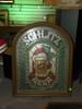 SCHLITZ LIGHTED BEER SIGN - WORKS - ONLINE BIDDERS PLEASE ARRANGE SHIPPING