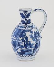 18th Century Dutch Delft Jug