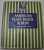 American Plate Block Album (VOL III) 1951-1969
