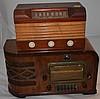 1940's Delco AM & Truetone D-911  Multiband Radio