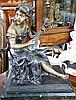 Moreau Frech Bronze Sculpture