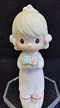 Precious Moments Limited Edition Porcelain Figure