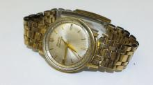 Handsome Bulova's Acoutron Gold Filled Men's Watch