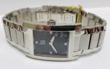 ESQ large size men's diamond watch