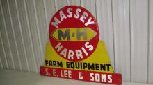 LARGE ADVERTISING & ANTIQUE AUCTION