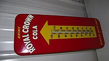 RC ROYAL CROWN COLA THERMOMETER
