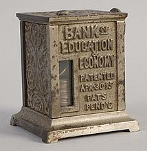 Bank Of Education Registering Bank.