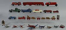 Large Lot of Assorted Tin Toys.
