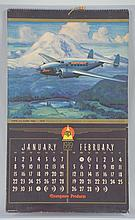 Thomas Products Calendar.