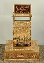 Early National Cash Register.