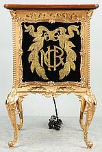 1893 Replica National Cash Register Stand.