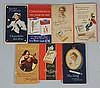 7 Chesterfield Cigarettes Bridge Scoring Booklets