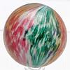 Large 6-Paneled Onionskin Marble.
