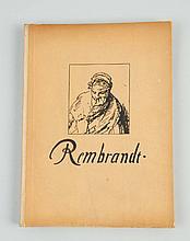 1921 Rembrandt Hand Drawings - Neumann.