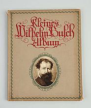 1920 Wilhelm Busch Art Book.