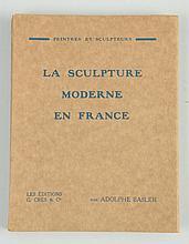 1920s La Sculpture Moderne En France.