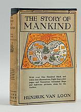 The Story of Mankind - Hendrik Van Loon.