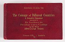 Coin Cards Book - Coinage of Different Countries