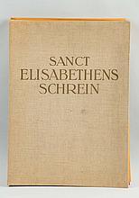 1920s The Shrine of St. Elizabeth Folio.
