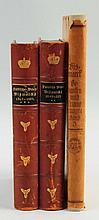1890 Bismark's Political Letters - 2 Volumes.