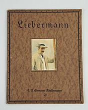 Mar Liebermann Art Folio.