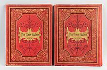 Lot of 2: Fritz Reuter Gallerie Folios.