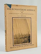 1927 Das Romantische Amerika.