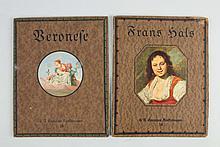 Lot of 2: Art-Folios- Paolo Beronese & Frans Hals