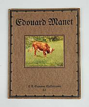 Edouard Manet Art Folio.