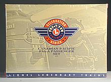 21759 Canadian Pacific F3A-A Passenger Set.