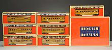 18199 Union Pacific Alco Diesel Set & U.P Cars.