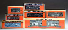 9Pc Lionel LTI Mostly Rolling Stock.