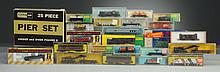 Large Lot Of Assorted Trains & Tracks.
