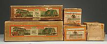 Assortment of Original Lionel Train Boxes.