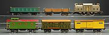 Lionel No.10 Locomotive & 500 Series Freight Cars
