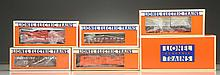 Lionel 6pc Western Maryland NW2 Switcher Set.