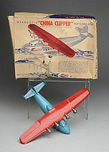 Wyandotte China Clipper Flying Boar Airplane.