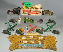 Lot Of Miscellaneous Vintage Toys.