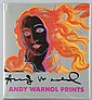 Andy Warhol Prints Book.