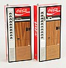 Lot of 2: 1970s Coca-Cola Radios.