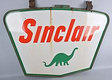 Sinclair Diecut Sign.